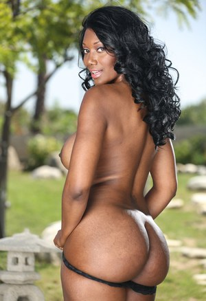Outdoor Ebony Pics